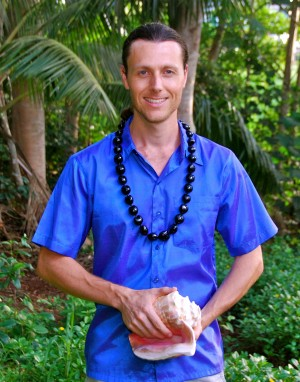Kauai Wedding Minister / Officiant Joel McDonald