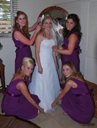 Kauai wedding services Hair and Makeup