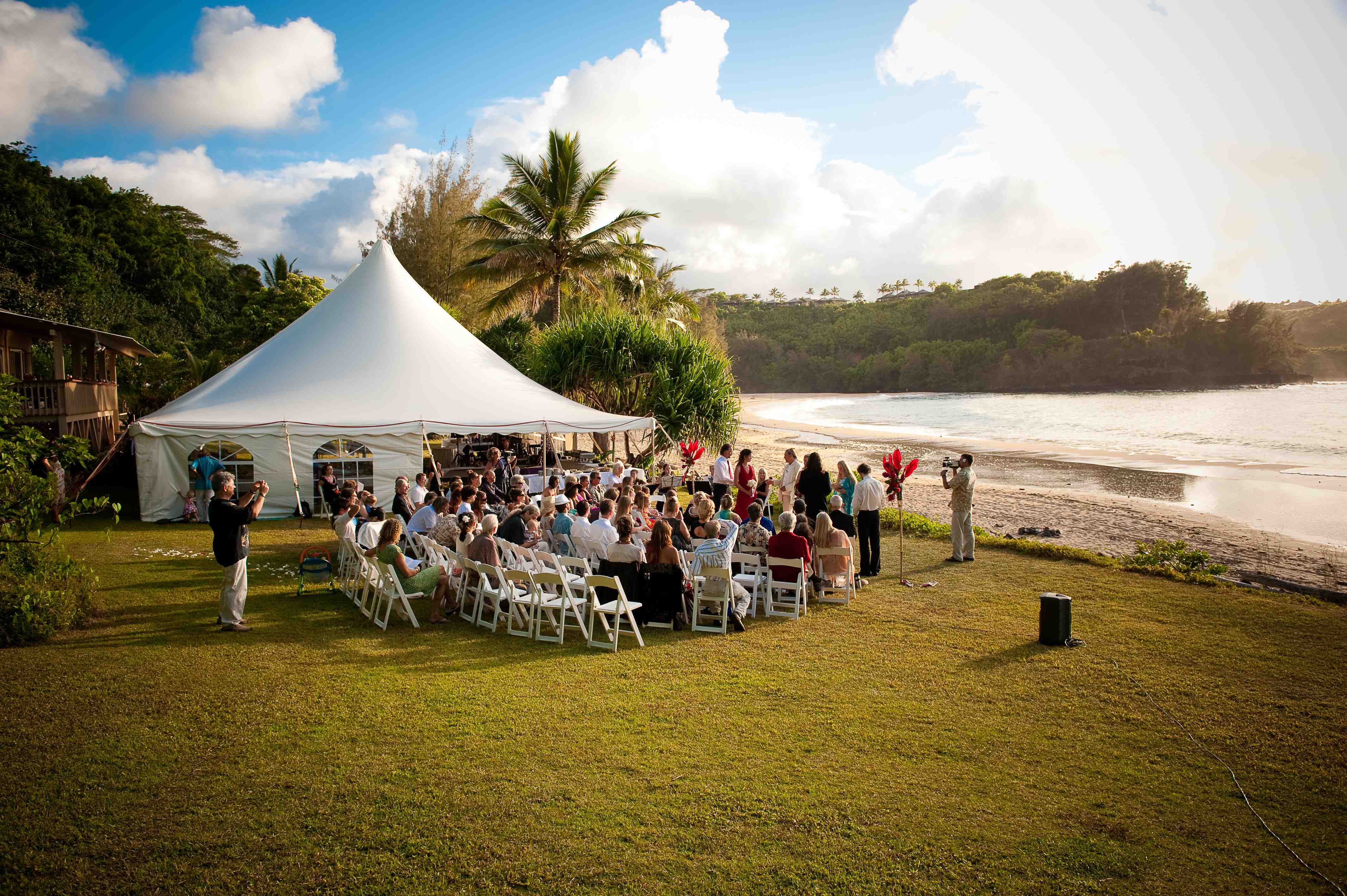Wedding Reception On Kauai Hawaii Tips Part 6